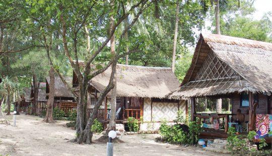 Freedom Hut Koh Jum Thaïlande