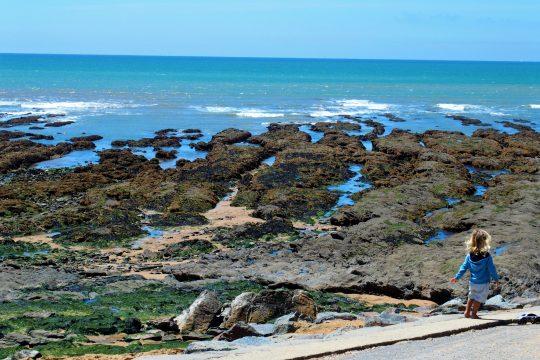plage de sauveterre, sables d'olonne