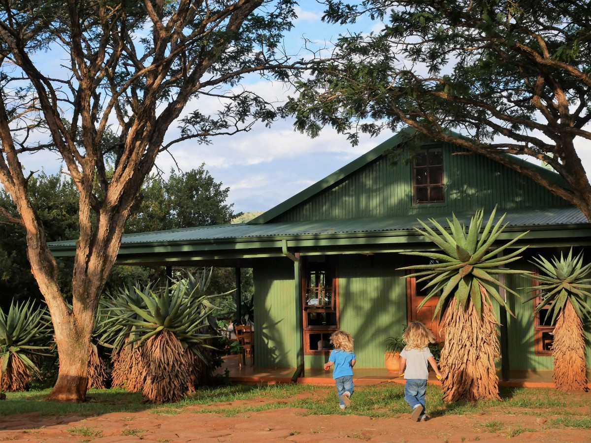 LOGEMENT KID FRIENDLY THREE TREE HILL LODGE