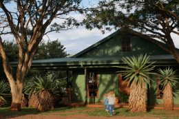 THREE TREE HILL LODGE KID FRIENDLY DRAKENSBERG