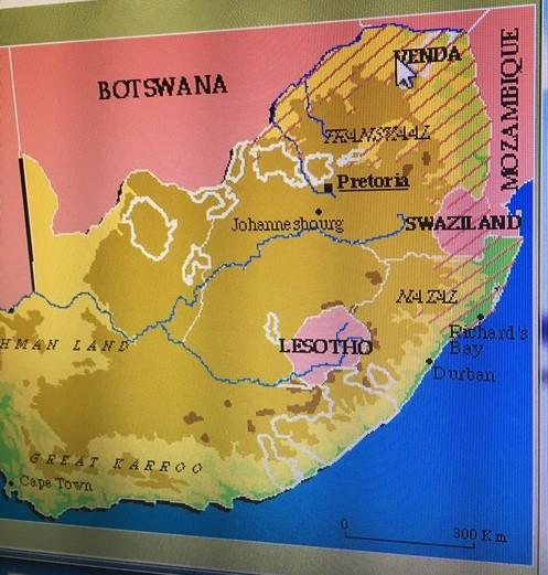 afrique du sud paludisme