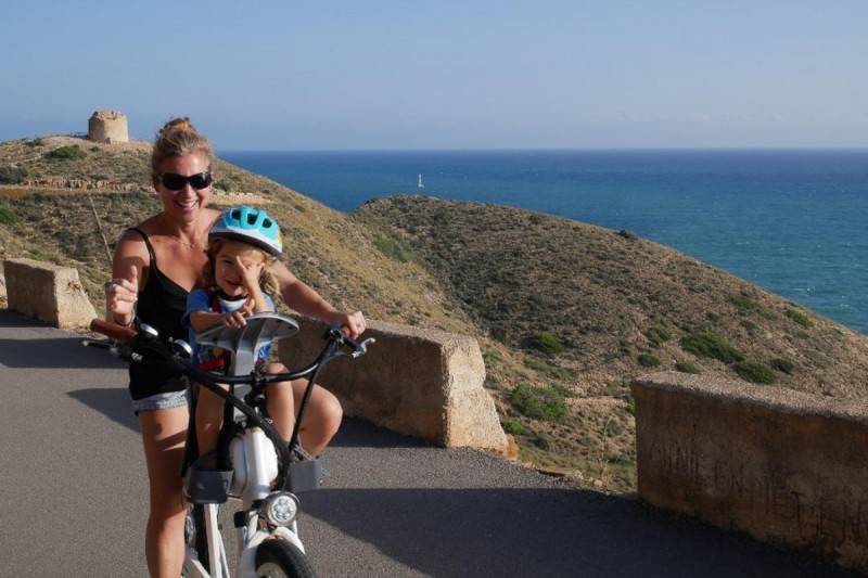Alicante en famille
