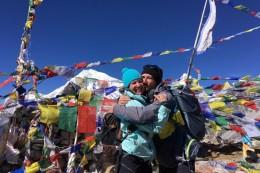 Trek solidaire à Langtang au Népal