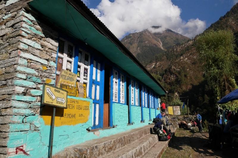 préparer un trek au Népal