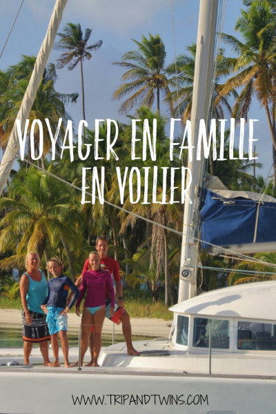famille dacaluf - voilier