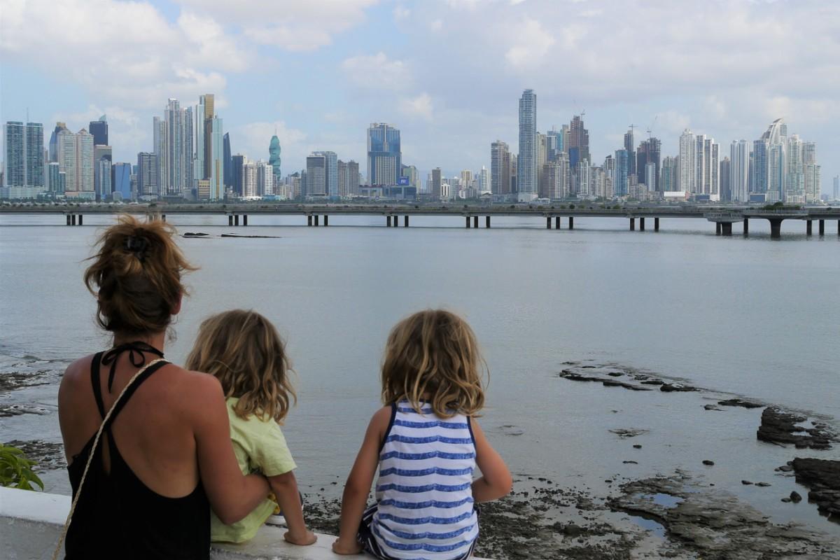 Itinéraire au Panama en famille