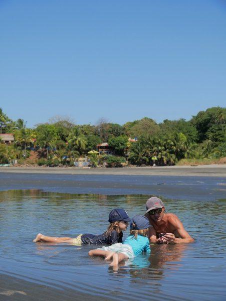 panama avec des enfants