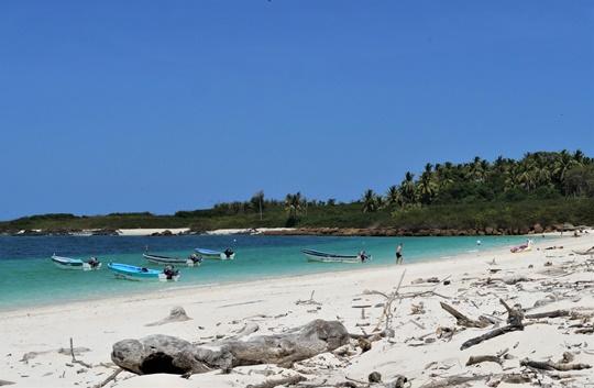 isla iguana panama
