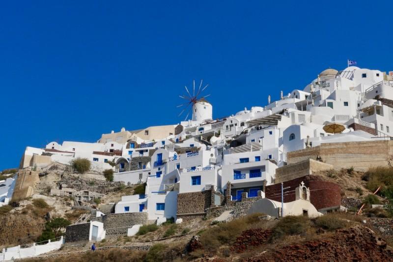 Budget pour les Cyclades en Grèce