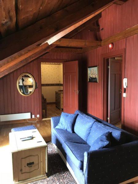 logement svolvaer lofoten norvege