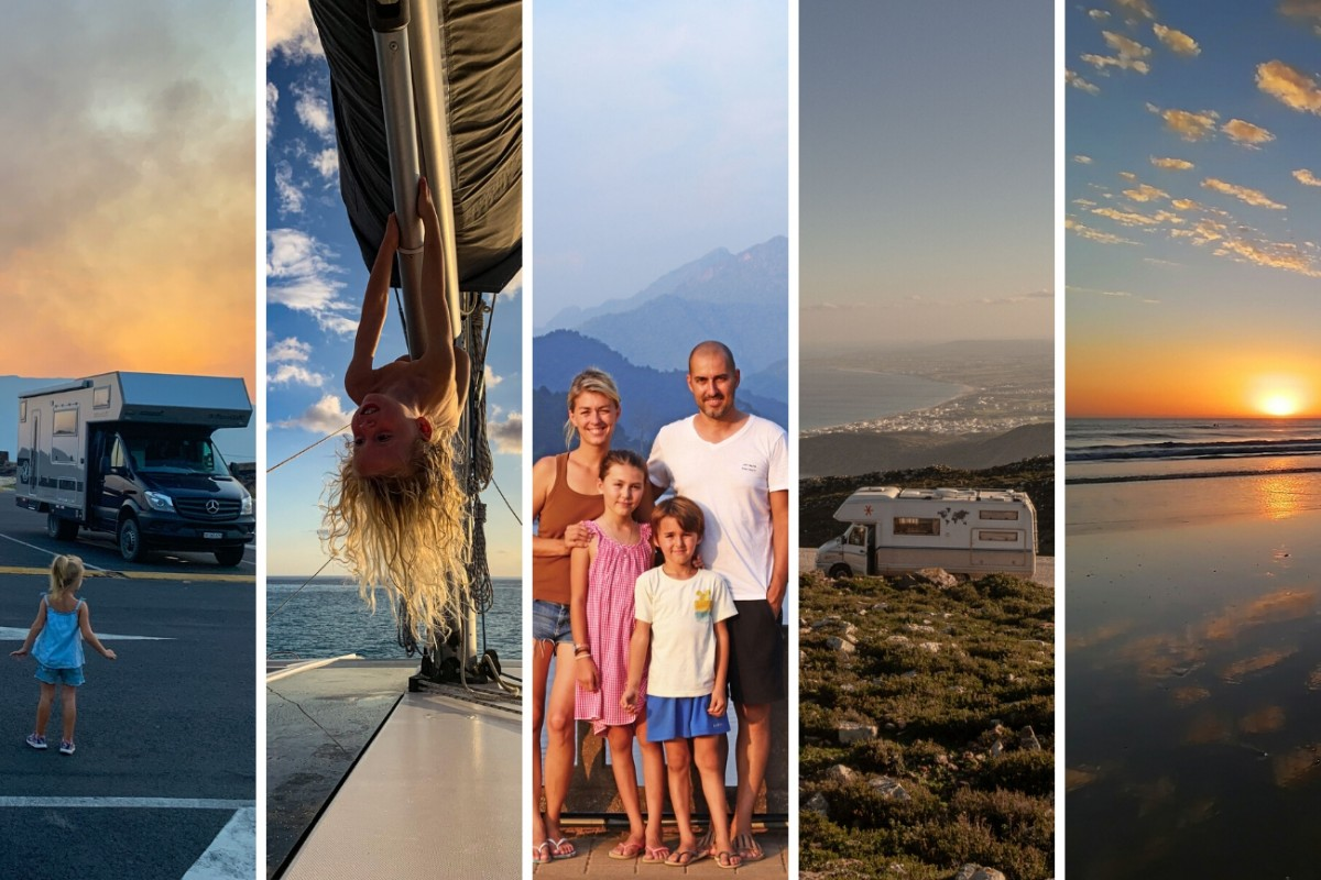 familles en long voyage