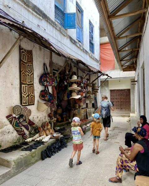 stone town zanzibar en famille